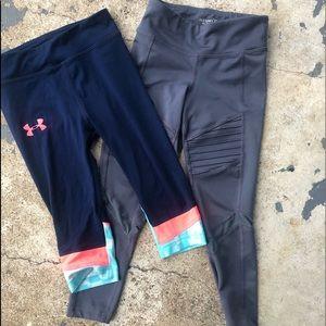 Bundle of two 5t leggings !